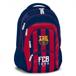Ruksak FC BARCELONA-FCB COL Plecniak 477 - 5 priestorový