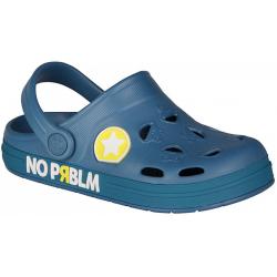 Detské kroksy (rekreačná obuv) COQUI-Froggy niagara blue