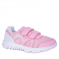 Detská rekreačná obuv AUTHORITY KIDS-Bada pink/white