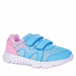 Detská rekreačná obuv AUTHORITY KIDS-Bada blue/pink