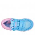 Detská rekreačná obuv AUTHORITY-Bada blue/pink -