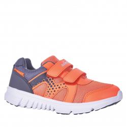 Detská rekreačná obuv AUTHORITY KIDS-Bada orange/black