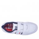 Juniorská rekreačná obuv AUTHORITY-Game III white/black -