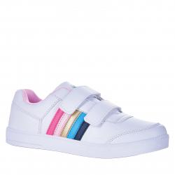 Juniorská rekreačná obuv AUTHORITY-Game III white/pink