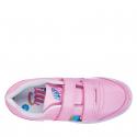 Juniorská rekreačná obuv AUTHORITY-Game III pink/white -