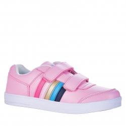 Juniorská rekreačná obuv AUTHORITY-Game III pink/white