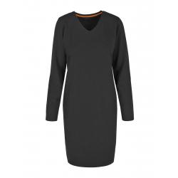 Dámske šaty VOLCANO-G-PATTI-700-BLACK