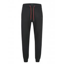 Pánske teplákové nohavice VOLCANO-N-ZORAN-700-BLACK