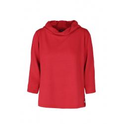 Dámske tričko s dlhým rukávom VOLCANO-L-GINA-400-RED