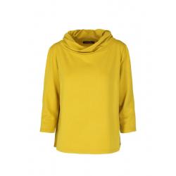 Dámske tričko s dlhým rukávom VOLCANO-L-GINA-214-LIME