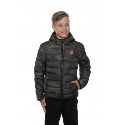 Chlapecká bunda SAM73-Boys jacket-BB 519 380-dark green