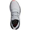 Pánská rekreační obuv ADIDAS ORIGINALS-NMD R1 grey / grey / solar red -