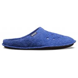 Papuče CROCS-Classic Slipper cerulean blue/oatmeal