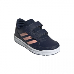Detská rekreačná obuv ADIDAS-AltaSport CF conavy/glopnk/ftwwht