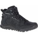 Pánska turistická obuv stredná MERRELL-ANNEX TRAK V MID WP black -