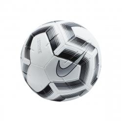 Futbalová lopta NIKE-NK STRK TEAM - FFF OOC - WHITE/BLACK/SILVER/(SILVER)
