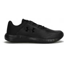 Juniorská rekreačná obuv UNDER ARMOUR-Mojo UFM Jr. black
