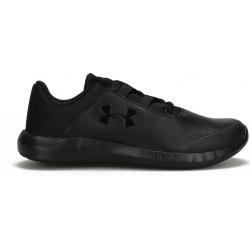 Juniorská rekreační obuv UNDER ARMOUR-Mojo UFM Jr. black