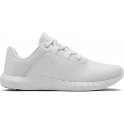 Juniorská rekreační obuv UNDER ARMOUR-Mojo UFM Jr. white