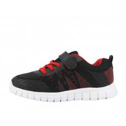 Dětská rekreační obuv V + J-Bart black
