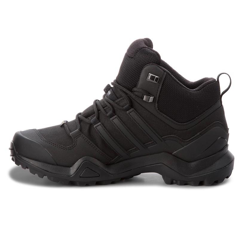 Pánska turistická obuv nízka ADIDAS-TERREX SWIFT R2 MID GTX CM7500 -