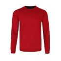 Pánský svetr VOLCANO-S-HENRY-400-RED -