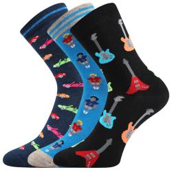 Detské ponožky VOXX-A - kluk VIII 3 pack