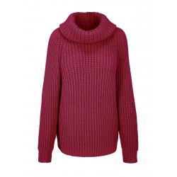 Dámsky sveter VOLCANO-S-DELINA-413-PINK