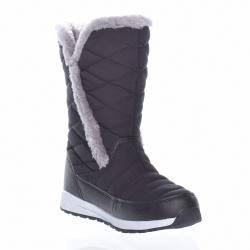 Detská zimná obuv vysoká JUNIOR LEAGUE-119-198-90-black