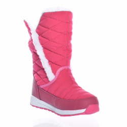 Detská zimná obuv vysoká JUNIOR LEAGUE-119-198-48-fuxia