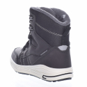 Detská zimná obuv vysoká JUNIOR LEAGUE-119-168-90-black -