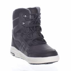 Detská zimná obuv vysoká JUNIOR LEAGUE-119-168-90-black