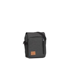 Malá taška přes rameno NEW REBELS-Heaven small flap bp black