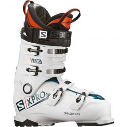 Lyžiarky SALOMON-X Pro 120 white/blue/bk