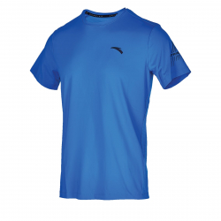 Pánske tréningové tričko s krátkym rukávom ANTA-SS Tee-MEN-85935147-3-Harmonious Blue