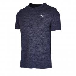 Pánske tréningové tričko s krátkym rukávom ANTA-SS Tee-MEN-85935150-3-Flint Gray