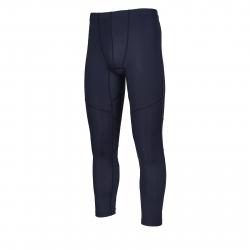 Pánské funkční legíny ANTA-Tight Ankle Pant-MEN-85935740-1-Basic Black