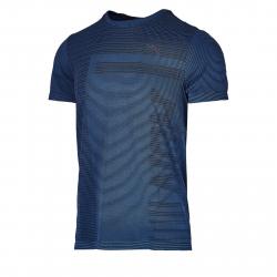 Pánske tréningové tričko s krátkym rukávom ANTA-Tight Ankle T-shirt -MEN-85935146-3-Checkerboard Grey