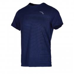 Pánske tréningové tričko s krátkym rukávom ANTA-SS Tee-MEN-85935146-4-Medium Indigo Blue