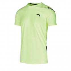 Pánske tréningové tričko s krátkym rukávom ANTA-SS Tee-MEN-85935145-2-Spirit Yellow