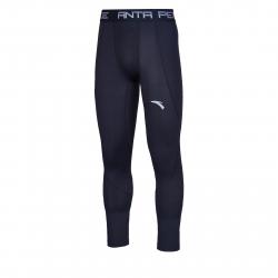 Pánske funkčné legíny ANTA-Tight Pants-MEN-85937743-1-Basic Black