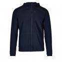 Pánská tréninková mikina se zipem ANTA-Knit Track Top-MEN-85933702-3-Basic Black -