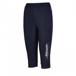 Dámske tréningové nohavice ANTA-Tight Ankle Pants-WOMEN-86937786-1-Basic Black