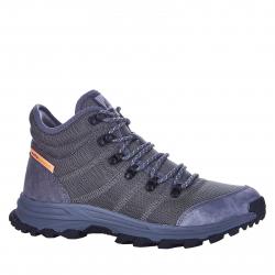 Dámská zimní obuv vysoká ANTA-Azara grey / white orange