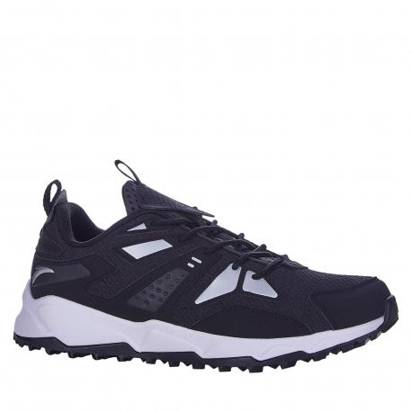 Pánska športová obuv (tréningová) ANTA-Sadon black/dk.grey/white