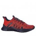 Pánska športová obuv (tréningová) ANTA-Edina red/black -