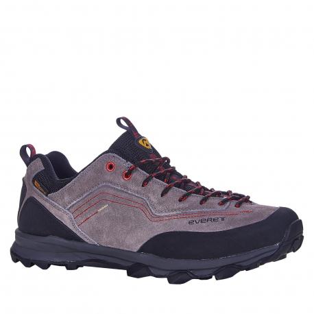 Pánska turistická obuv nízka EVERETT-GRIPRUN