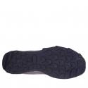 Pánska turistická obuv nízka EVERETT-GRIPRUN -