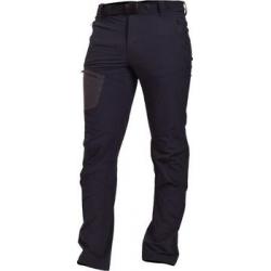 Pánské turistické kalhoty NORTHFINDER-GAGE-blackblack