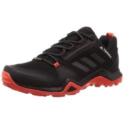 Pánska turistická obuv nízka ADIDAS-Terrex AX3 GTX cblack/carbon/actorange